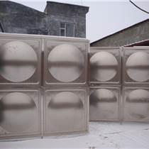 不銹鋼BDF裝配式水箱-長治