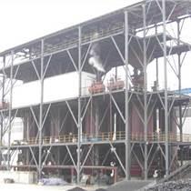 环保型煤气发生炉结构特点
