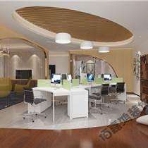 佰嘉鸿装饰办公室装修 案例:大地云游办公室装修项目