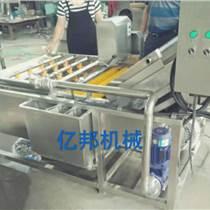 廠家直銷億邦牌蔬菜清洗機,大棗清洗機