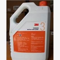 3M中性地面清洁剂,地板蜡