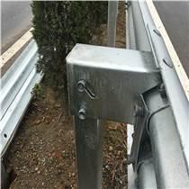 公路二波护栏板抗冲击耐腐蚀镀锌护栏板乡村道路防护栏