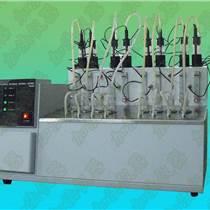 生物柴油氧化安定性测定器 产品型号:JF14112A