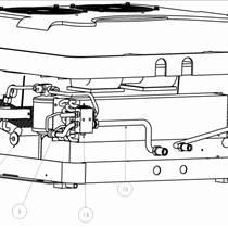 北京一拖洛陽YZC10GS壓路機空調維修注意事項
