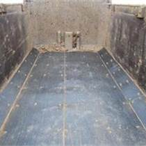 河南廠家供應自卸車膠板土方車滑板大廂皮子