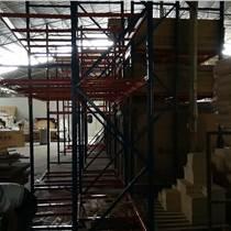 吉安重型倉儲貨架,選銳記貨架