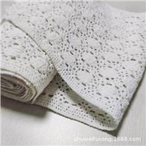 供应80S/2精细棉线花边 棉绒花边辅料批发优质棉线