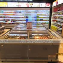 北京肉丸餃子大容量臥式冷藏柜歐雪直銷