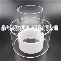 亞克力展示工藝品 加工定制 有機玻璃管材 透明圓管