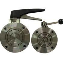 GI不銹鋼高真空蝶閥壓縮機專用