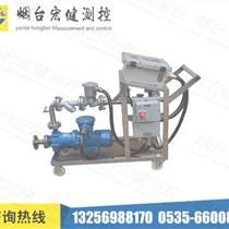 供应YLJ-II液体定量灌装大桶设备