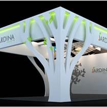 展位設計標準 廣交會展位標準 展臺展示3D模型