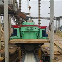海南河卵石制砂機集萬千優勢于一身  沃力重工