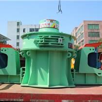 广东惠州鹅卵石制砂机生产线 中美沃力厂家