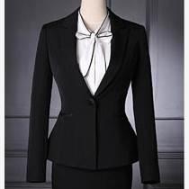 北京西城區女士職業裝套裝套裙定做廠家