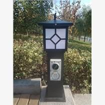 戀途插座柱 HW-204 草坪燈柱 庭院燈柱