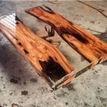 樹脂河流桌