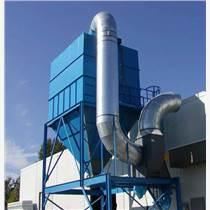 武漢建材廠脈沖噴吹袋式除塵器過濾風速