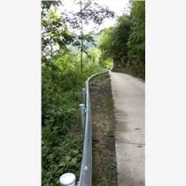 广西西宁波形护栏生产商,乡村道路波形护栏