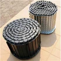 供應優質不銹鋼沖孔鏈板傳動鏈板清洗鏈化妝品輸送