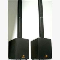 獅樂SX-10家庭影院KTV音箱 低中高音全頻段線陣