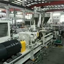 PP中空建筑模板設備/三層共擠工程模板生產線