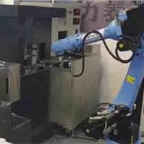 提高锻造生产效率 橄榄枝工业机器人自动化生产线