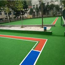 長春榆樹門球場專用草皮鋪裝質量好的