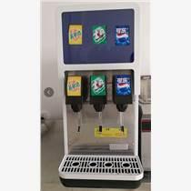 淅川美食广场2019可乐机饮料设备
