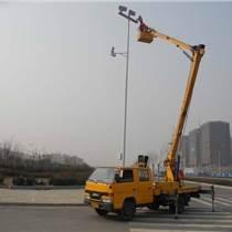 高空作業車租賃、路燈維修,園林修剪養護,高速公路監控