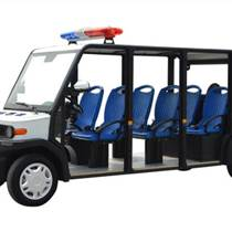 6座开放式电动巡逻车四轮电动车及配件