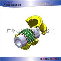 振通傳動JS型罩殼徑向安裝型蛇形彈簧聯軸器