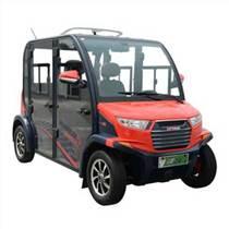 2座電動代步車碳鋼籠式車身碟剎免維護智能充電