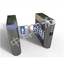智能翼閘擺閘刷卡人臉識別門禁系統通道閘機