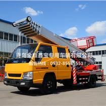 中國工地上往樓上運送建筑材料直接找云梯車