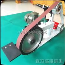 打磨切割機拋光機 臥式電動工具磨刀砂帶機 臺式砂帶機