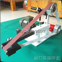 开刃打磨抛光机厂家 多功能电动双工位砂带机