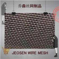 砖厂筛沙过滤用钢丝编织筛网耐磨65锰钢筛网大丝矿筛网