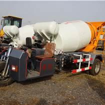 3方混凝土攪拌車  混凝土運輸車 2方混凝土攪拌車型