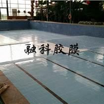 游泳池專用防水裝飾材料 泳池防水膠膜 防水膠膜