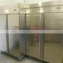 廣州餐飲業廚房四門冷柜一般多大尺寸