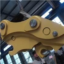 挖掘機快換接頭液壓快換十秒完成多屬具轉換提升整機效率