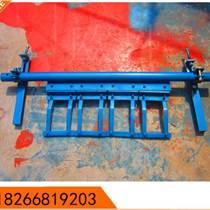 H型输送带合金清扫器 矿用H型合金橡胶清扫器