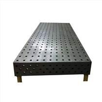 三維柔性焊接平臺誰家好   河北華威機械制造