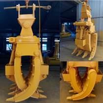 山東廠家直供挖機液壓夾木器 旋轉夾木器
