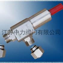 全啟式外螺紋天然氣安全閥