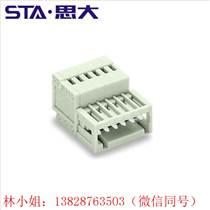 國產替代 伺服驅動器接線端子 WAGO733-103