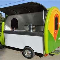 炫丽午餐车 小吃车 电动早餐车