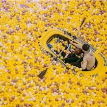 儿童游乐百万海洋球池室内乐园淘气堡