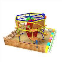 兒童拓展游樂設備廠家兒童淘氣堡益智探險